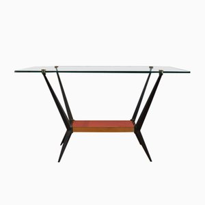 Vintage Coffe Table by Angelo Ostuni, 1950s