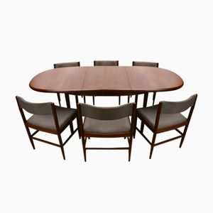 Achetez les tables de salle manger uniques pamono for Table de salle a manger avec 6 chaises
