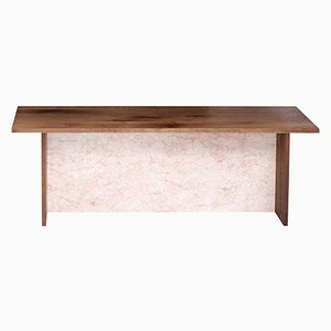 Adityas Bench in Orient Rose by Johanenlies