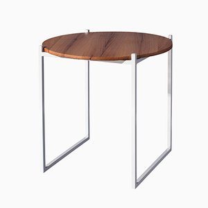 Lulu Side Table in Recycled Oak from Johanenlies, 2017