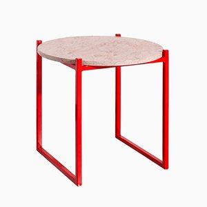 Valkenburg tisch aus recycletem holz stahl von for Beistelltisch orient
