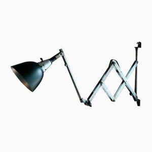 Vintage Scissor Lamp by Curt Fischer for Midgard DRGM DRP