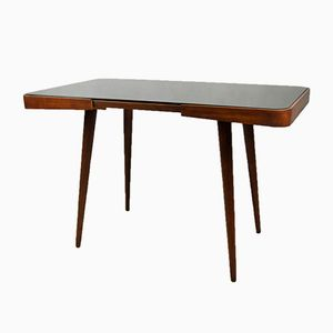 Mid-Century Czech Table by Jiri Jiroutek for Tatra Nabytok