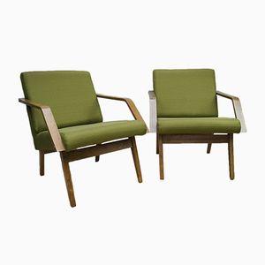 Moderne Sessel, 1970er, 2er Set