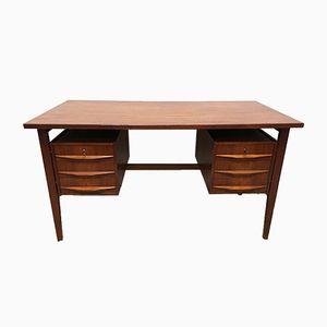 Doppelfach Schreibtisch, 1960er
