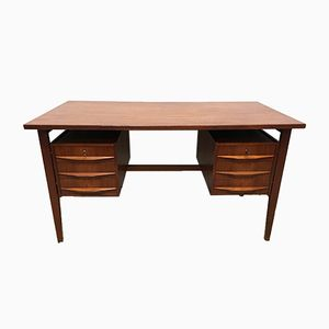 Twin Pedestal Desk, 1960s