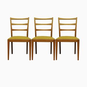 Danish Chairs, 1960s, Set of 3