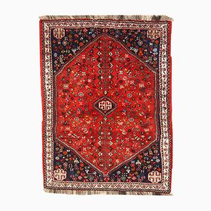 Tappeto Gashkai vintage fatto a mano, Iran, anni '60