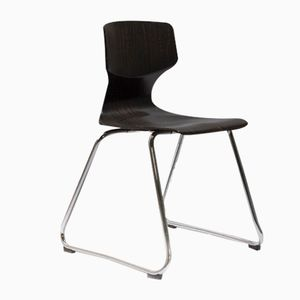 Vintage Chair by Adam Stegner for Flötotto, 1960s