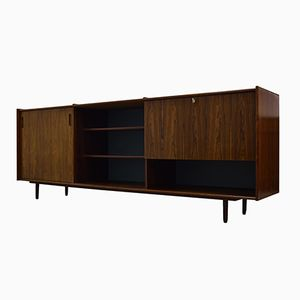 Vintage Rosewood Sideboard with Bar