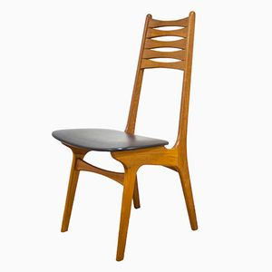 Vintage Danish Model 83 Teak Chairs by Niels Møller for Boltinge Stolefabrik, Set of 2