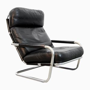 Dutch Oberman Lounge Chair by Jan des Bouvrie for Gelderland, 1970s