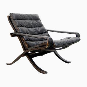 Scandinavian Flex Easy Chair by Ingmar Relling for Westnofa, 1970s