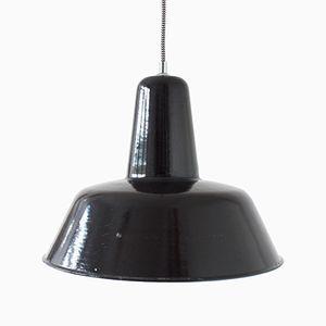 Industrielle Schwarze Vintage Hängelampe