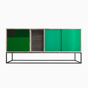 Green Real Sideboard from Studio Deusdara
