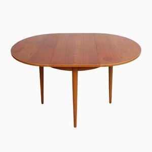 Kleiner Vintage Esstisch von Lübke