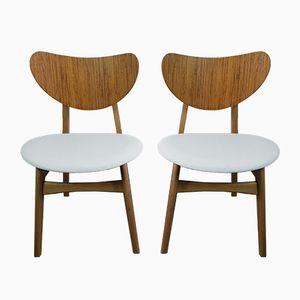 Vintage Butterfly Stühle von G-Plan, 4er Set