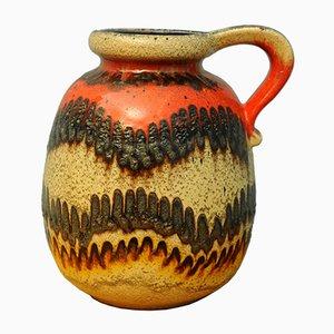 Deutsche Keramik Vase, 1960er