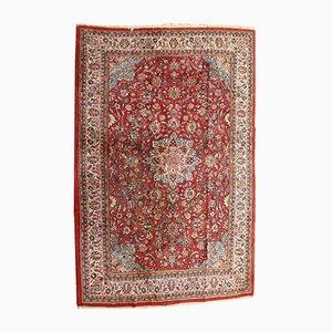 Vintage Persian Sarouk Handmade Rug, 1970s