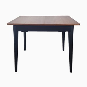 Tola Black Dining Table by E Gomme for G-Plan