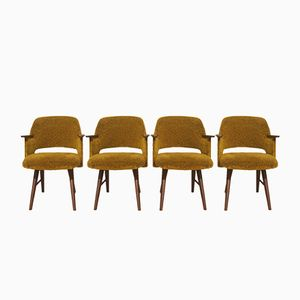 Model FT30 Dining Chairs by Cees Braakman for Pastoe, 1950s, Set of 4