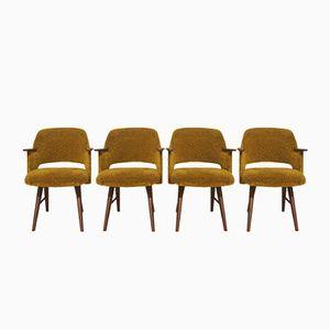Modell FT30 Esszimmerstühle von Cees Braakman für Pastoe, 1950er, 4er Set