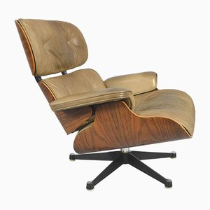 Mid-Century Lounge Chair by Charles & Ray Eames for Fehlbaum Contura / Vitra
