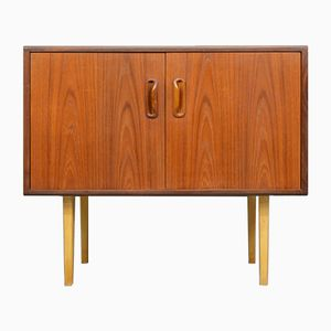Mid-Century Teak TV/LP Cabinet from G-Plan