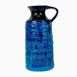 Vintage Keramik Vase von Bodo Mans für Bay Keramik