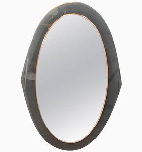 Italienischer Mid-Century Spiegel von Fontana Arte, 1960er