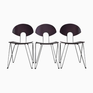 Dining Chairs from Kusch + Co, 1970s, Set of 3