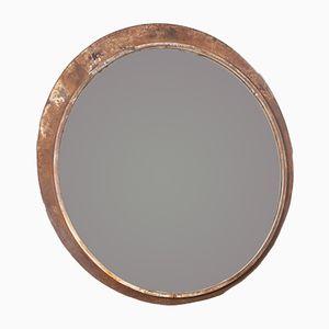 Specchio Mid-Century convesso