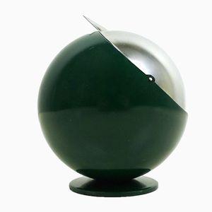 Grüner Smokny Aschenbecher von F. W. Quist, 1970er