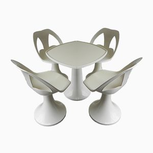 Space Age Dining Set, 1970s