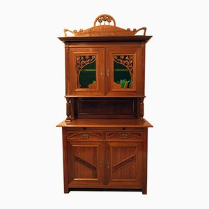 Antique French Art Nouveau Buffet