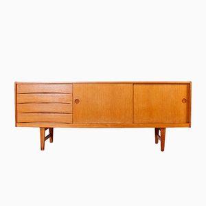 Vintage Eiche Sideboard, 1950er