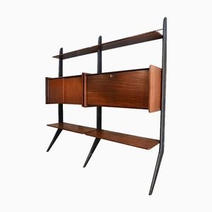 Shelving Unit from Modulus Netherlands, 1960s