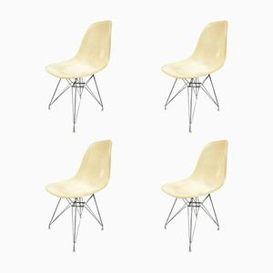 Chairs by Charles & Ray Eames for Herman Miller, 1960s, Set of 4