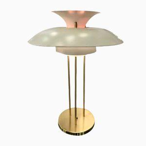 Dänische Mid-Century Tischlampe von Poul Henningsen für Louis Poulsen