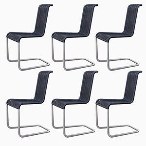 B20 Chairs By Jean Prouvé For Tecta, 1980s, Set Of 6