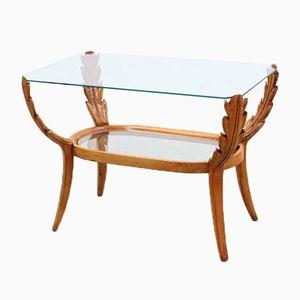 Tavolino da caffè vintage di Paolo Buffa