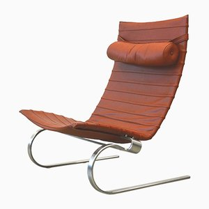 Mid-Century PK20 Lounge Chair by Poul Kjærholm for Fritz Hansen