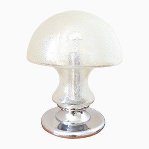 Deutsche Mushroom Tischlampe von Doria, 1970er