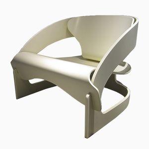 Modell 4801 Sessel von Joe Colombo für Kartell, 1970er
