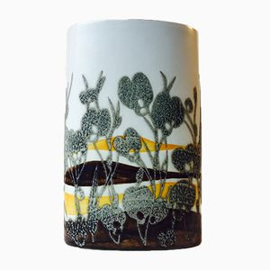 Vaso modernista in ceramica di Ivan Weiss per Royal Copenhagen, anni '70