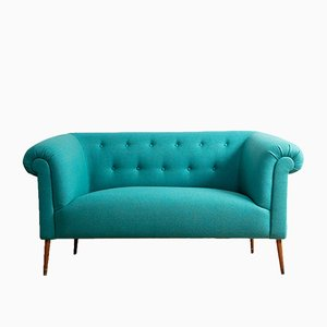 Vintage Chesterfield Style Sofa