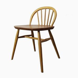 Windsor Dressing Chair by Lucian Ercolani for Ercol, 1960s