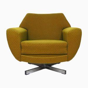 Vintage Swivel Lounge Chair, 1970s