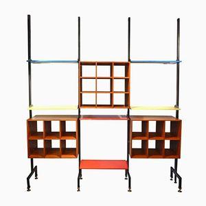 Mid-Century Modernist American Bookcase