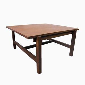 Vintage Teak and Formica Reversible Coffee Table from Pastoe